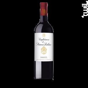 Confidences de Prieuré-Lichine - Château Prieuré-Lichine - 2018 - Rouge