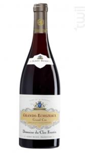 Grands-Echezeaux Grand Cru - Domaine du Clos Frantin - Domaines Albert Bichot - 2018 - Rouge