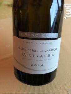 Saint-Aubin Premier Cru Les Charmois