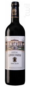 Château Léoville Barton - Château Léoville Barton - 2018 - Rouge