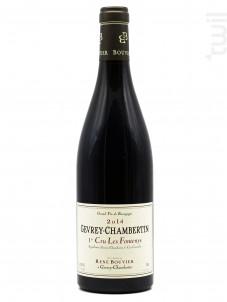 Gevrey Chambertin 1er cru - Les Fontenys - Domaine René Bouvier - 2014 - Rouge