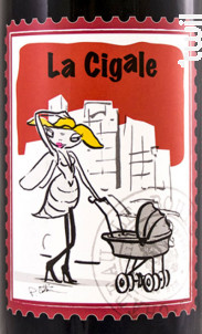 La Cigale - Château Le Bouïs - 2015 - Rouge