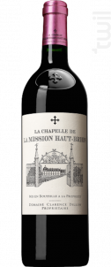 La Chapelle de La Mission Haut Brion - Château La Mission Haut Brion - Domaine Clarence Dillon - 2016 - Rouge