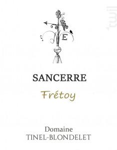 Sancerre - DOMAINE TINEL BLONDELET - 2017 - Blanc