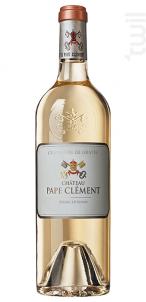 Château Pape Clément - Château Pape Clément - 2018 - Blanc