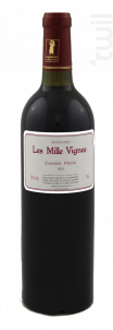 Cadette - Domaine Les Mille Vignes - 2016 - Rouge