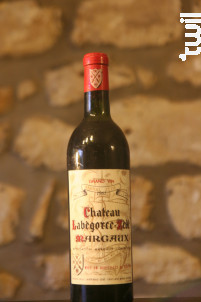 Zédé de Labégorce - Château Labégorce - 1961 - Rouge