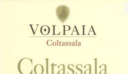Coltassala - CASTELLO DI VOLPAIA - 2016 - Rouge