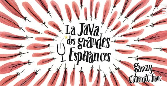 La Java - Maison SAGET LA PERRIERE - Domaines des Grandes Espérances - 2017 - Rouge