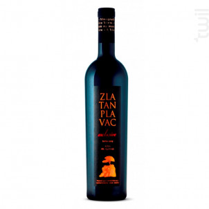 Plavac Exclusive - Domaine Zlatan Otok - 2010 - Rouge