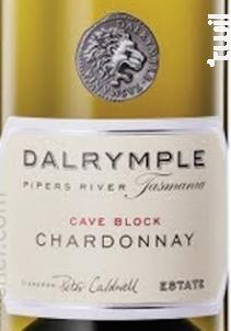 CAVE BLOCK - CHARDONNAY - DALRYMPLE - 2014 - Blanc