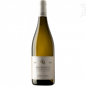 Meursault Les Terres Blanches - Domaine Pierre Morey - 2013 - Blanc