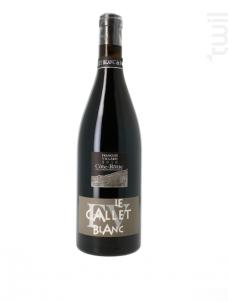 Le Gallet Blanc - Domaine François Villard - 2016 - Rouge