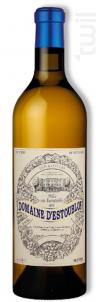 Blanc Château 2016 - Château d'Estoublon - 2016 - Blanc