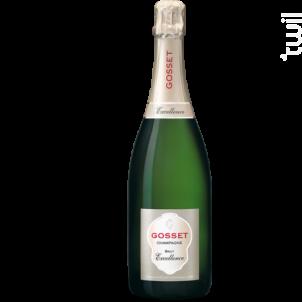 Brut Excellence - Champagne Gosset - Non millésimé - Effervescent