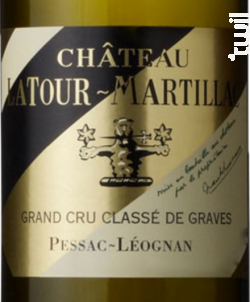 Château Latour-Martillac - Château Latour-Martillac - 2015 - Blanc