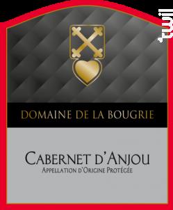 Cabernet d'Anjou - Domaine de la Bougrie - 2017 - Rosé