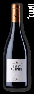 Saint Auspice - Les Vins de Sylla - 2017 - Rouge