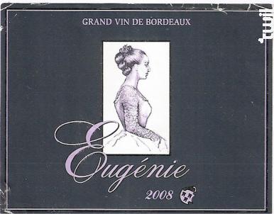 Eugénie - Château Méric et Chante l'oiseau - 2015 - Rouge