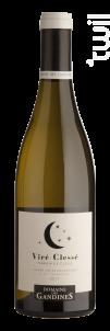 Terroir de Cléssé - Domaine des Gandines - 2018 - Blanc