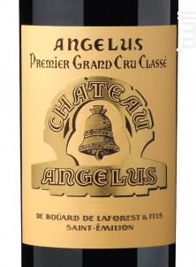 Château Angélus - Château Angélus - 2013 - Rouge