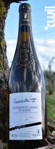 Coteaux du Layon St Aubin - Domaine des Forges - 2015 - Blanc