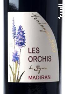 Orchis de Pyren - Domaine de Maouries - 2014 - Rouge