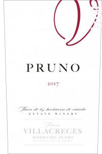 PRUNO - FINCA VILLACRECES - 2017 - Rouge