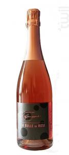 La Bulle en rose - Domaine des Chaffangeons - Non millésimé - Effervescent