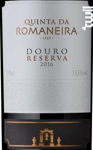 Quinta Da Romaneira Reserva - QUINTA DA ROMANEIRA - 2016 - Rouge