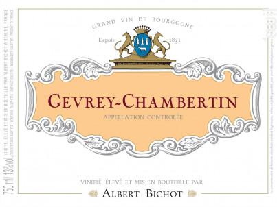 Gevrey-Chambertin - Albert Bichot - 2017 - Rouge
