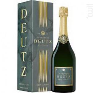Deutz Brut Classic + Etui - Champagne Deutz - Non millésimé - Effervescent