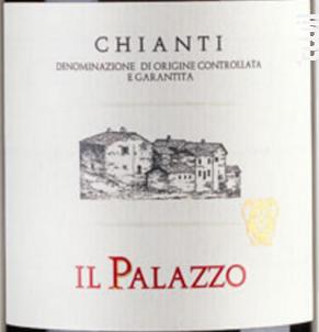 Il Palazzo Chianti - Tenuta Il Palazzo - 2015 - Rouge