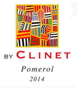 By Clinet Pomerol - Château Clinet - 2014 - Rouge