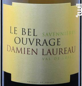 Le Bel Ouvrage - Domaine Laureau - 2015 - Blanc
