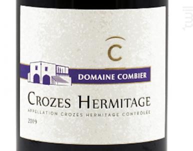 Domaine Combier - Domaine Laurent Combier - 2019 - Rouge