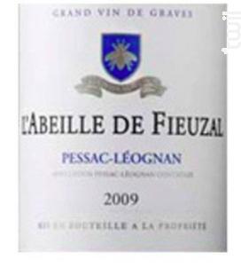 L'Abeille De Fieuzal - Château de Fieuzal - 2007 - Blanc