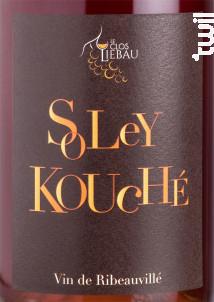Soley Kouché - Le clos Liebau - 2018 - Effervescent
