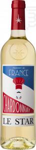 Le Star Chardonnay - Maison Le Star - 2017 - Blanc