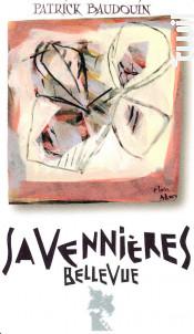 Savennières Bellevue - Domaine Patrick Baudouin - 2018 - Blanc