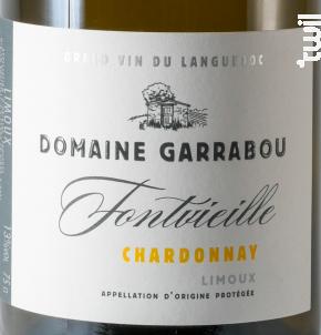 La Fontvieille - Domaine Garrabou - 2018 - Blanc