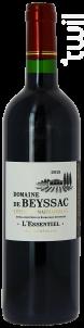 L'Essentiel - Domaine de Beyssac - 2012 - Rouge