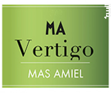 Vertigo - Mas Amiel - 2019 - Blanc