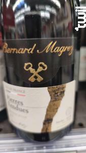 Pierres Fendues des terres du sud - Bernard Magrez - Domaine d'Oustric - 2018 - Rouge