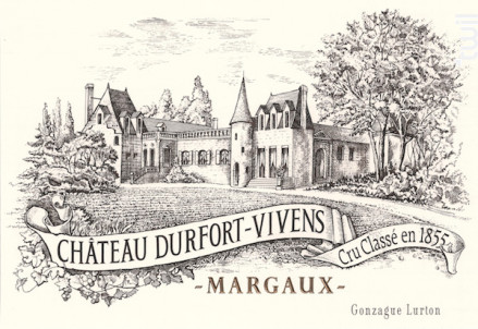 Château Durfort-Vivens - Château Durfort-Vivens - 2014 - Rouge