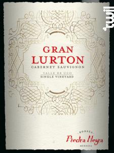 Gran Lurton Cabernet Sauvignon - François Lurton - Bodega Piedra Negra - 2013 - Rouge