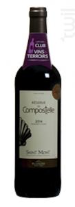 Réserve de Compostelle - Plaimont - 2016 - Rouge