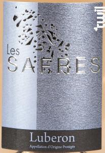 Les Safres - Cave de Bonnieux - 2018 - Rosé