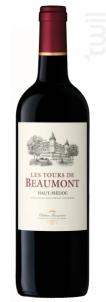 Tours de Beaumont - Château Beaumont - 2014 - Rouge