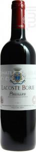 Château Lacoste Borie - Château Grand-Puy-Lacoste - 2018 - Rouge